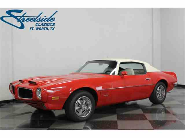 Picture of '71 Firebird - N7DN