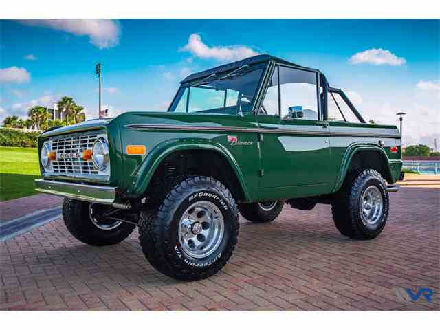 Picture of '71 Bronco - N5JE