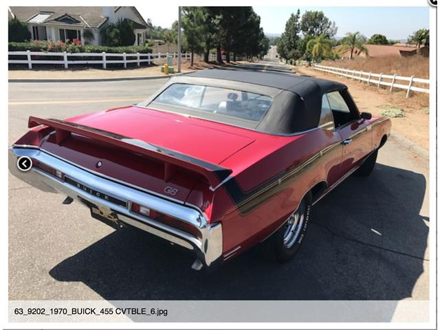 Picture of 1970 Convertible located in North Carolina Offered by a Private Seller - N7E2