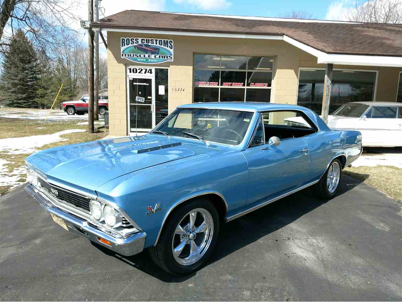 1966 Chevrolet Chevelle SS for Sale | ClassicCars.com | CC-1082672