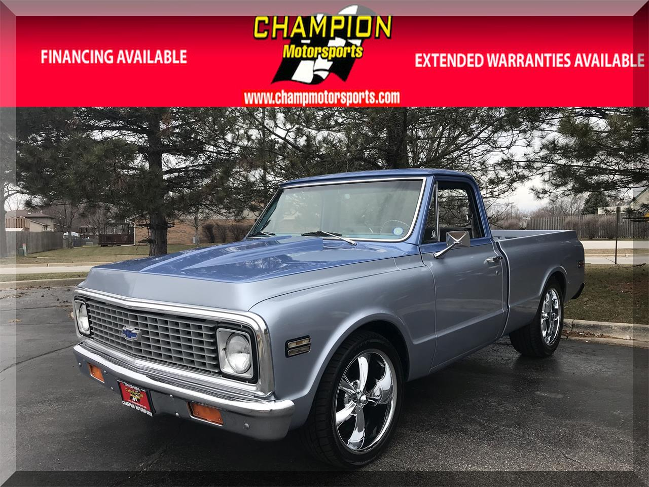 Large Picture of '71 Chevrolet C/K 10 located in Illinois - $28,995.00 - N7ED