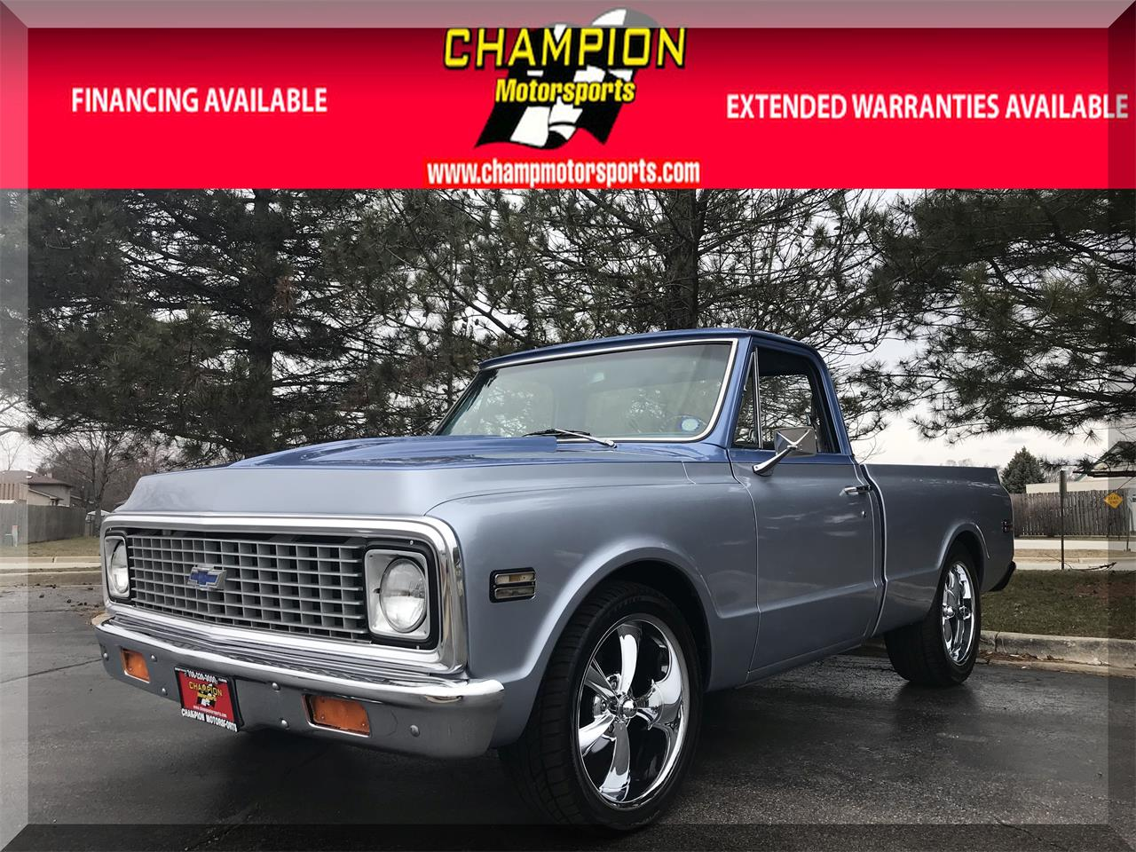 Large Picture of '71 C/K 10 - $28,995.00 - N7ED