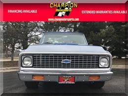 Picture of Classic 1971 C/K 10 located in Crestwood Illinois Offered by Champion Motorsports - N7ED