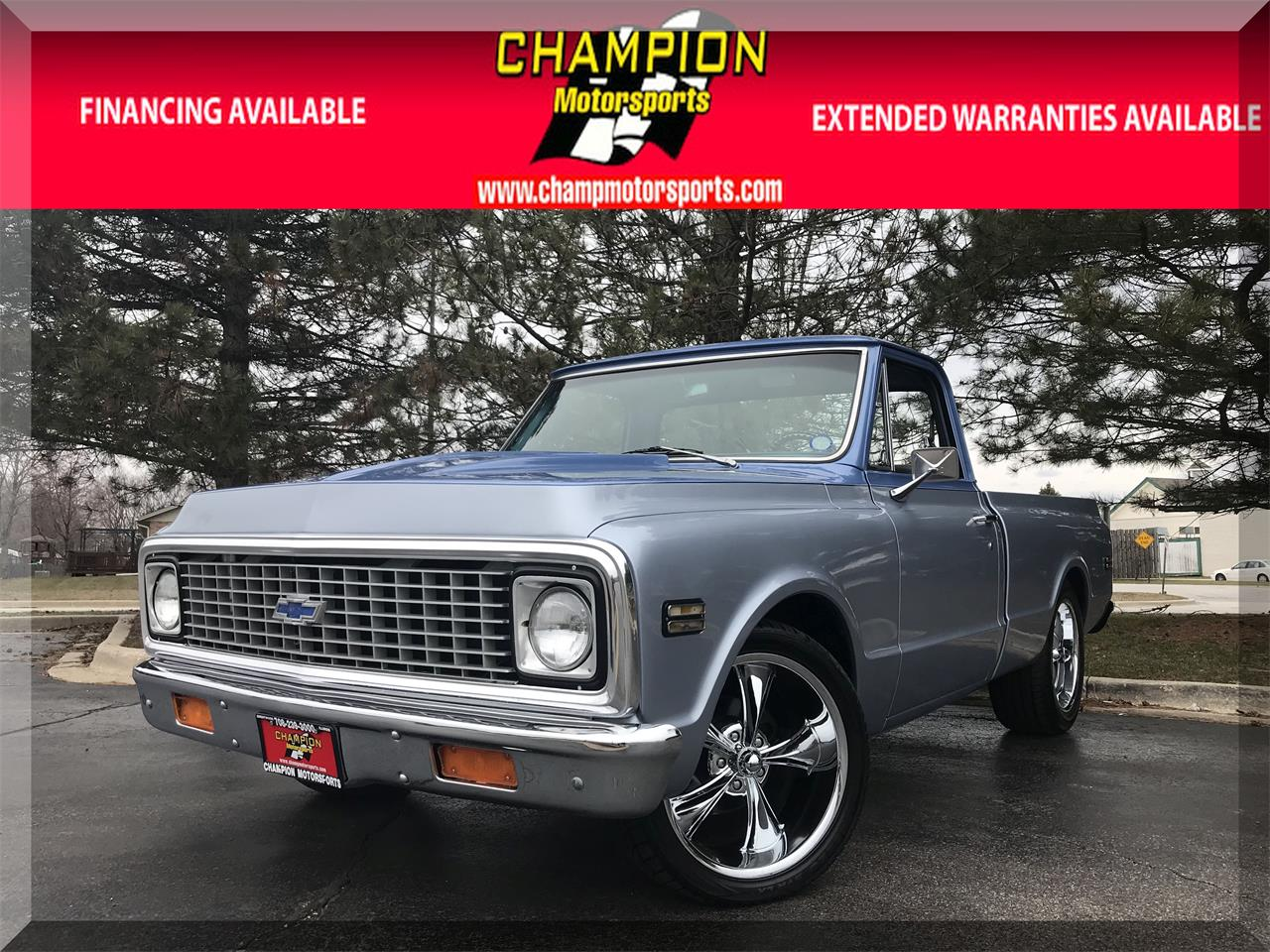 Large Picture of 1971 C/K 10 - $28,995.00 - N7ED