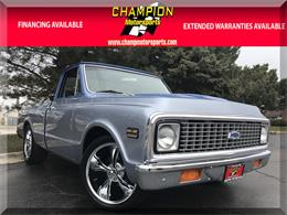 Picture of '71 C/K 10 located in Crestwood Illinois - $28,995.00 Offered by Champion Motorsports - N7ED