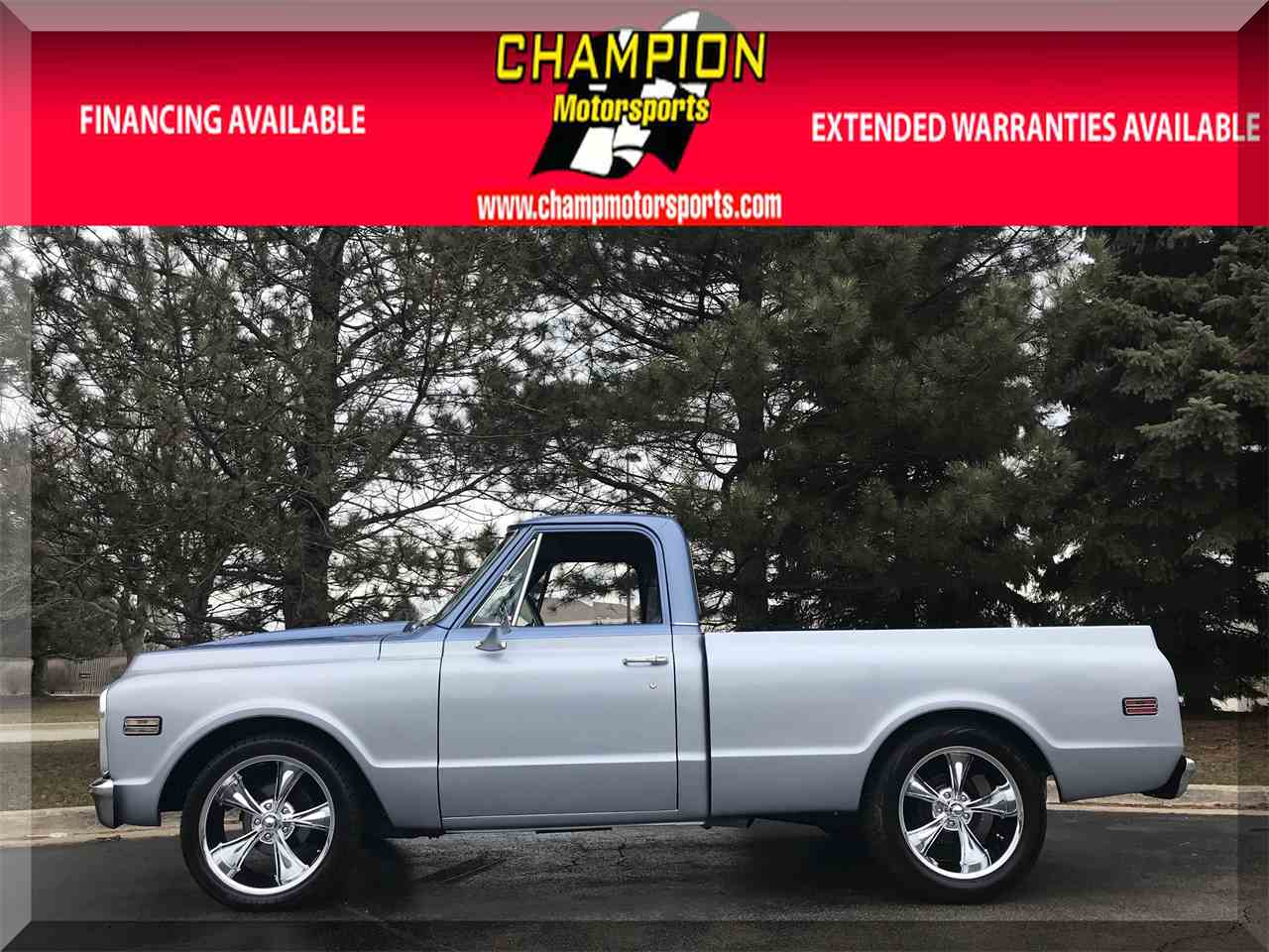Large Picture of '71 C/K 10 - N7ED