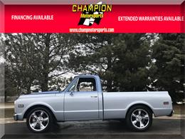 Picture of 1971 C/K 10 Offered by Champion Motorsports - N7ED
