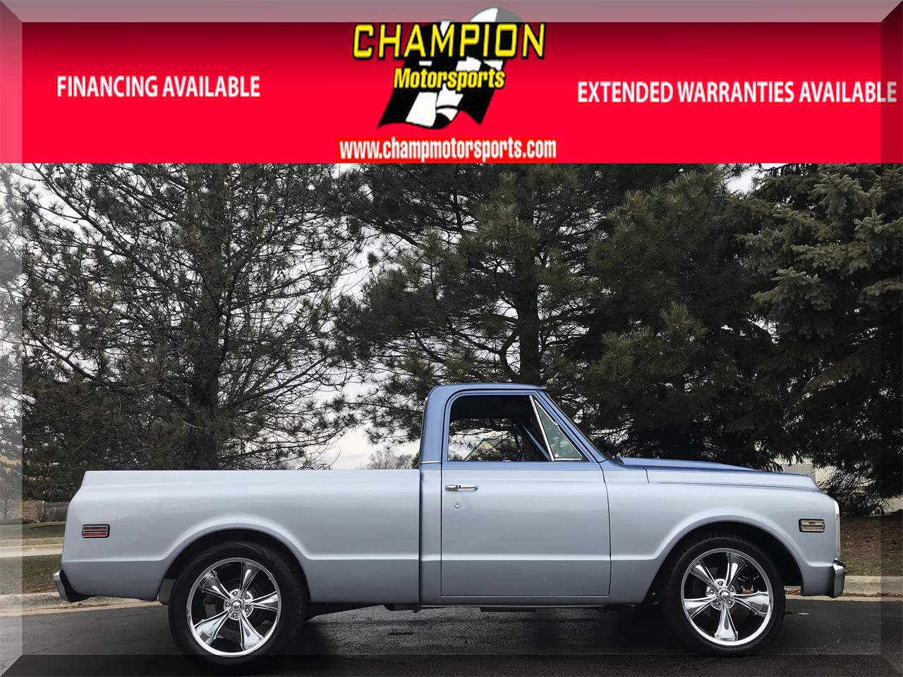 Large Picture of Classic '71 C/K 10 located in Crestwood Illinois Offered by Champion Motorsports - N7ED