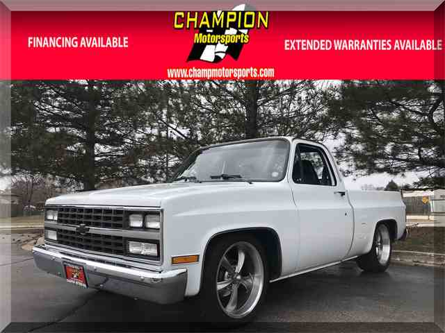 Picture of 1986 Chevrolet Silverado located in Crestwood Illinois - N7EI