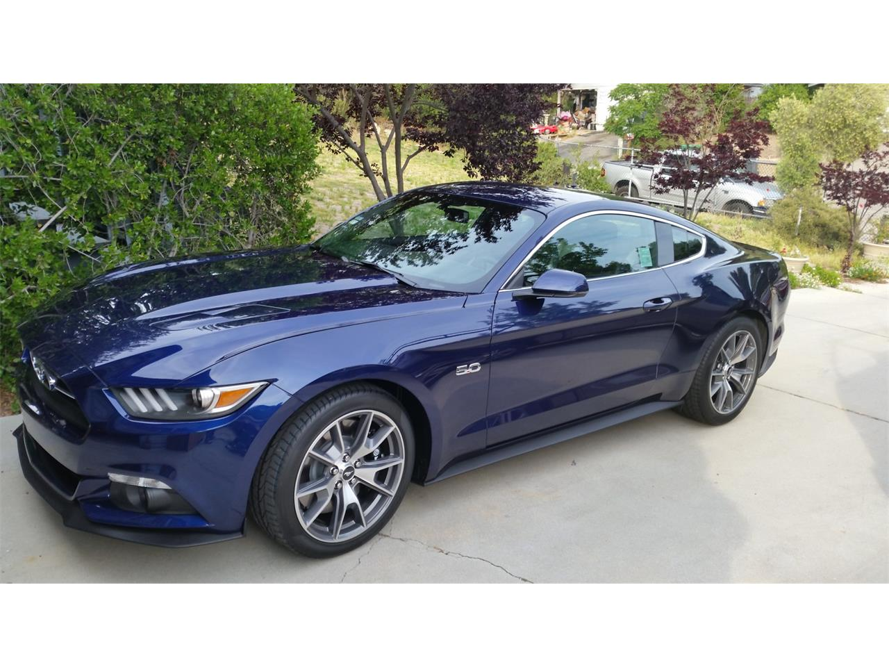 Large picture of 2015 mustang gt 48000 00 offered by a private seller n7eo