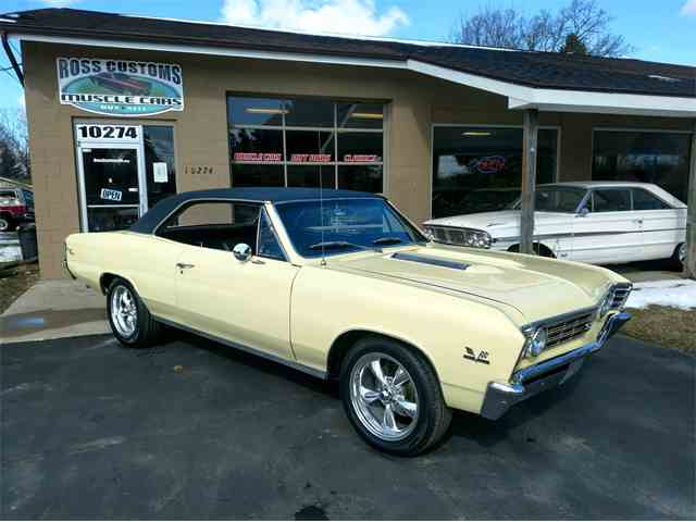 Picture of 1967 Chevelle SS located in MICHIGAN - $43,900.00 - N7ER