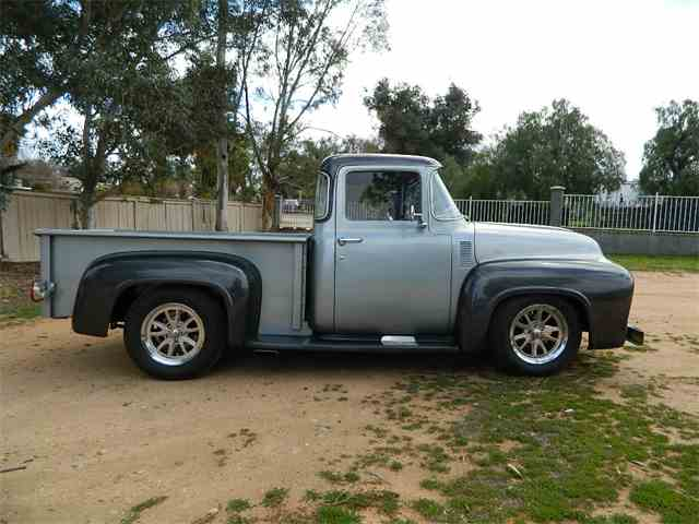 Picture of '56 F100 located in California - $42,500.00 Offered by  - N7EZ