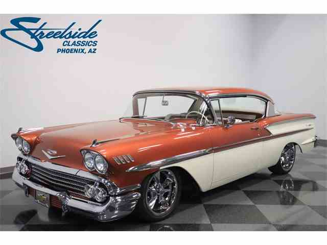 Picture of '58 Bel Air - N7F9