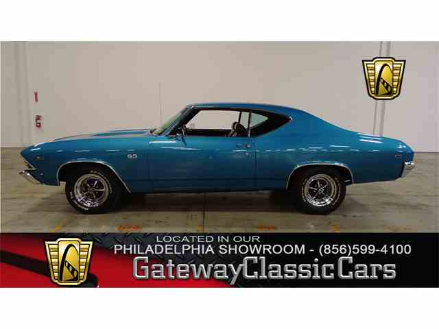 Picture of '69 Chevelle - N7FF