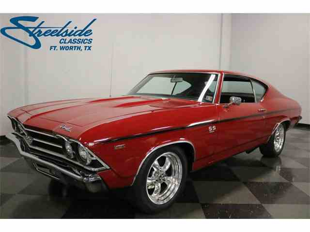 Picture of '69 Chevelle - N7FL