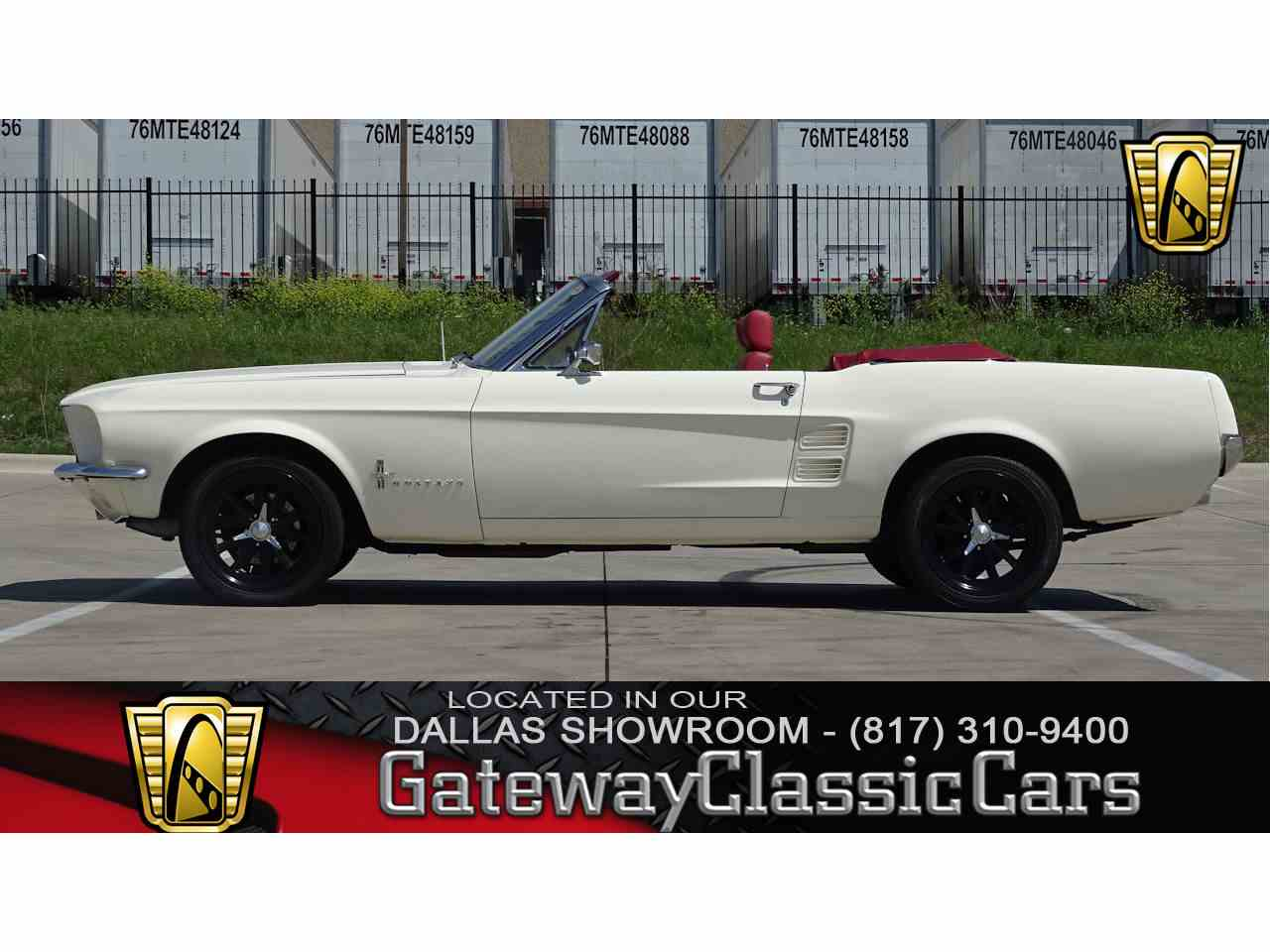 1967 Ford Mustang for Sale   ClassicCars.com   CC-1082722