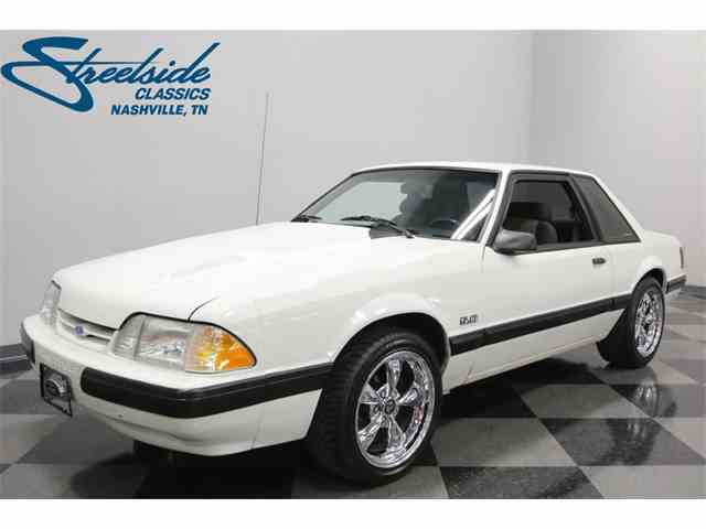 Picture of '87 Mustang - N7G2