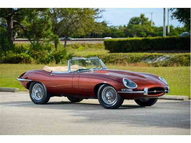 Picture of '66 E-Type - N5JM