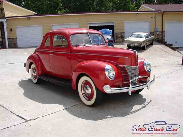 Picture of '40 Coupe - N7G6
