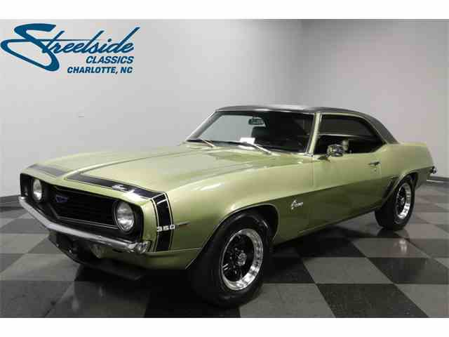 Picture of Classic 1969 Camaro located in Concord North Carolina - $37,995.00 Offered by Streetside Classics - Charlotte - N7GT