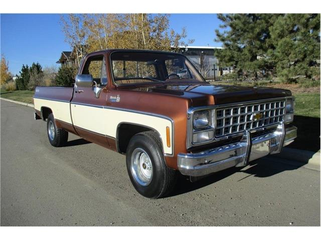 Picture of '80 C/K 10 - N5JP