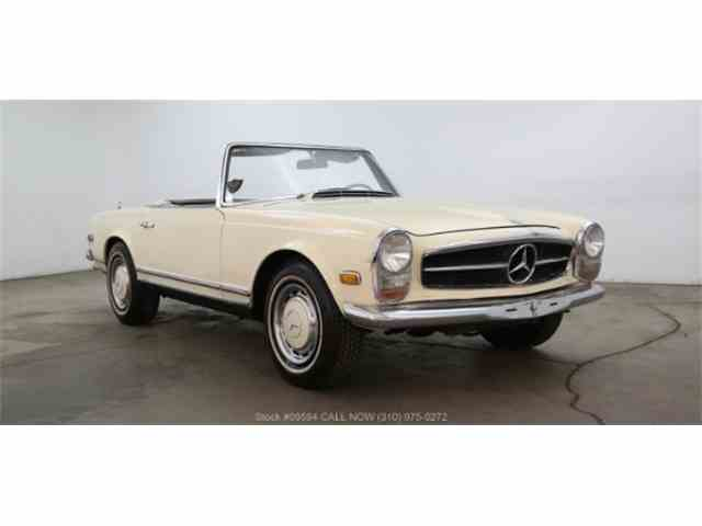 Picture of '68 280SL - N7GZ