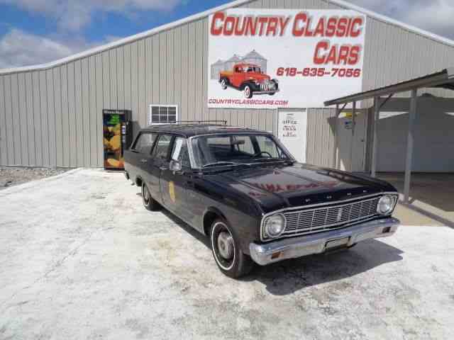 Picture of Classic '66 Falcon - $8,550.00 - N7HE