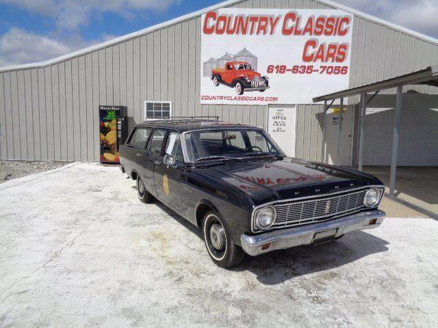 Picture of '66 Falcon - N7HE