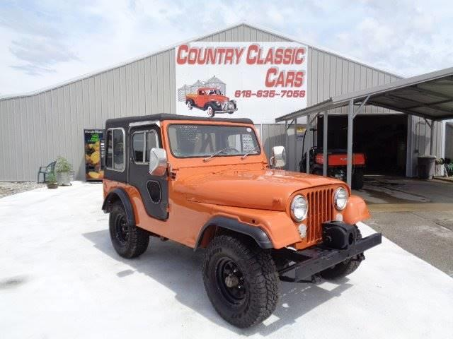 Picture of '77 CJ5 located in Illinois - $8,950.00 Offered by  - N7HG