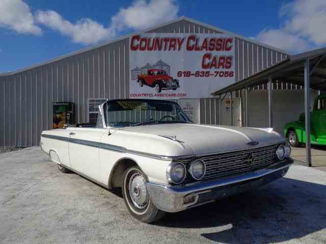 Picture of '62 Galaxie 500 - N7HH