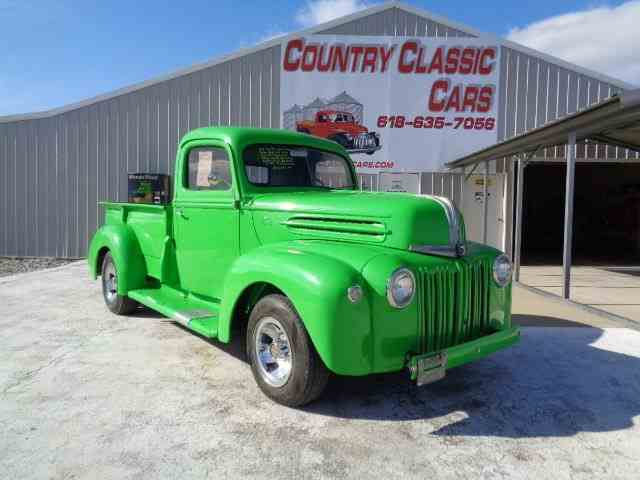 Picture of '46 F100 - N7HI