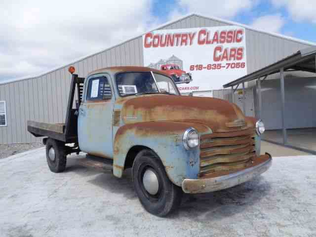 Picture of Classic '51 Chevrolet C/K 10 located in Staunton Illinois - $7,950.00 - N7HJ