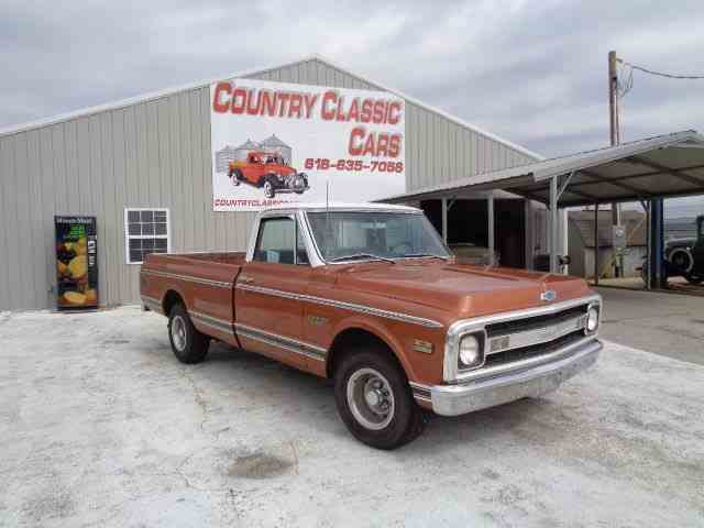 Picture of '70 Chevrolet CST 10 located in Illinois Offered by Country Classic Cars - N7HL