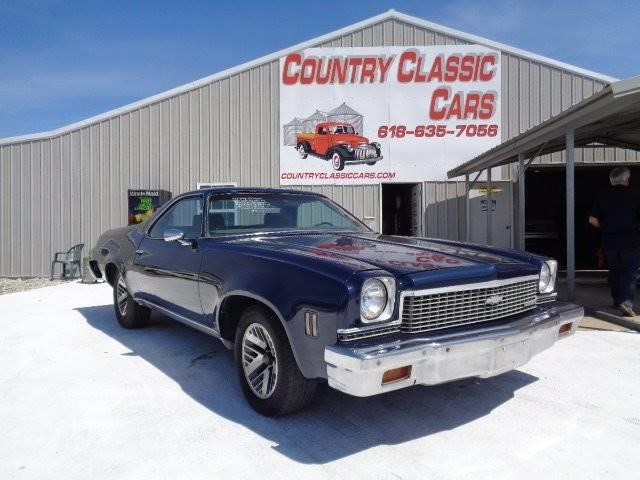 Picture of Classic 1973 Chevrolet El Camino - $7,750.00 - N7HN