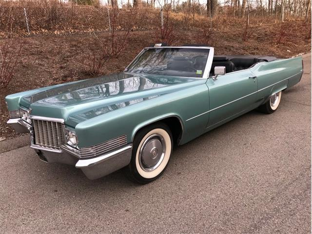 Picture of Classic 1970 DeVille located in Holliston Massachusetts - $25,500.00 Offered by  - N5JS