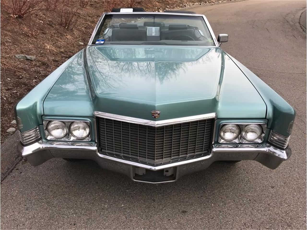 Large Picture of '70 DeVille - N5JS