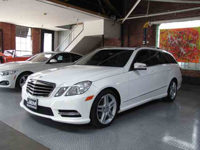 Picture of '13 E-Class - N7IM