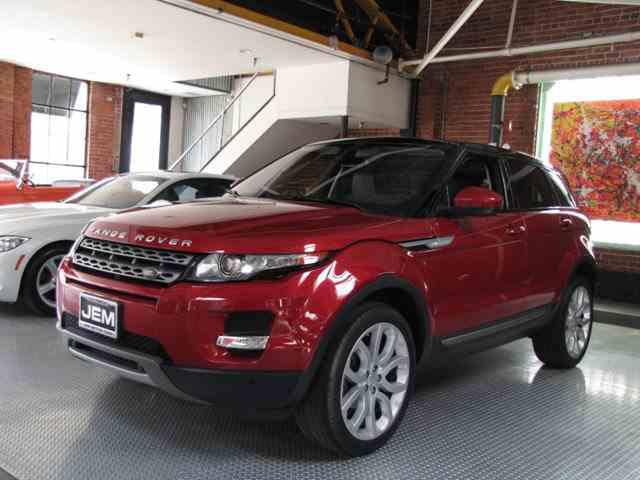 Picture of '15 Range Rover Evoque - N7IR