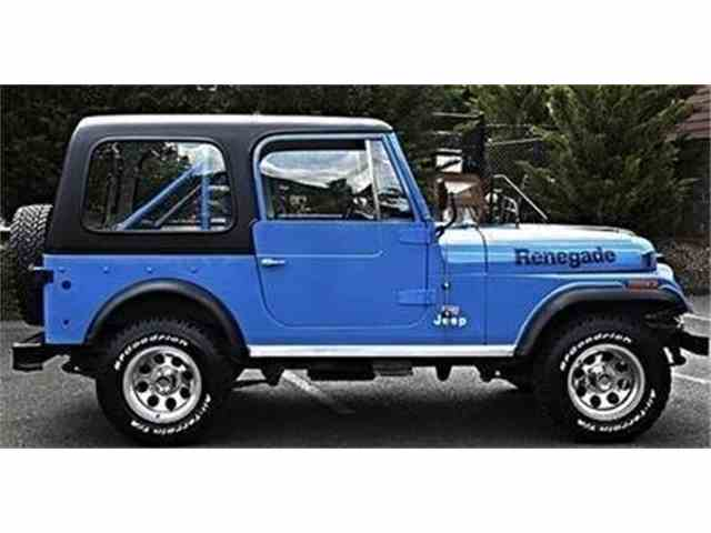 Picture of '78 CJ7 - N5JW