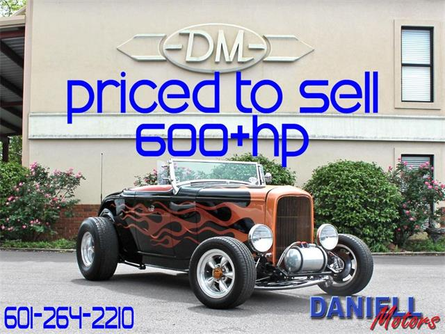 Picture of Classic 1932 Ford Coupe located in Hattiesburg Mississippi - $44,900.00 Offered by  - N7J5