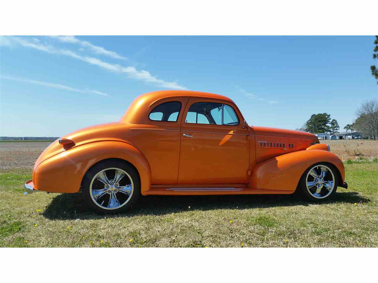 Large Picture of '39 Coupe - N7JA