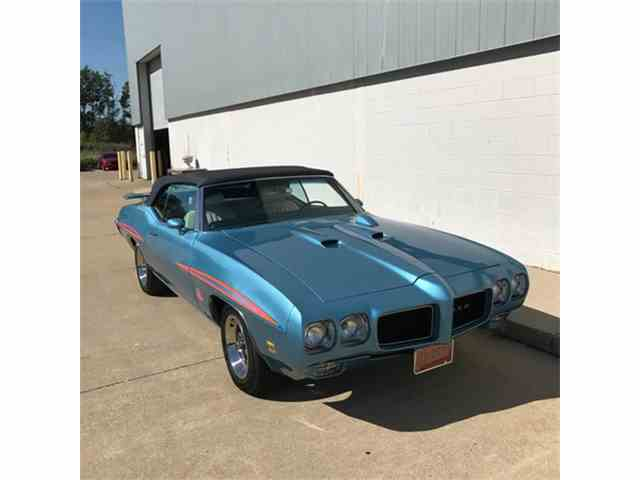 Picture of 1971 Pontiac GTO - $45,500.00 Offered by  - N7JB