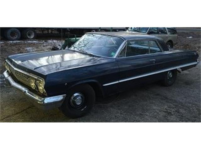 Picture of '63 Impala - N5JY