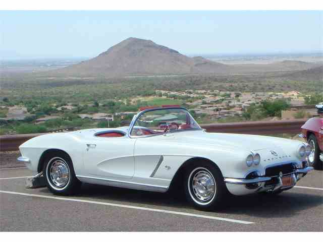 Picture of '62 Corvette - N7JK