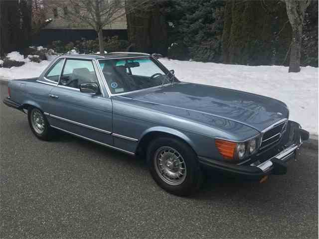 Picture of 1985 Mercedes-Benz 380SL - $75,500.00 Offered by  - N5JZ