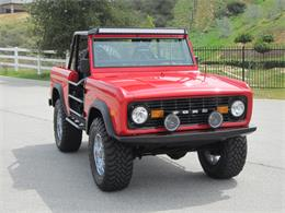 Picture of '73 Bronco Offered by a Private Seller - N7JS