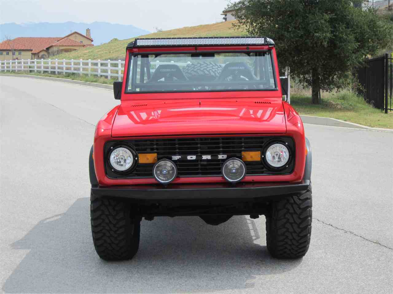 Large Picture of '73 Bronco - N7JS