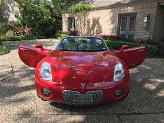 Picture of '07 Solstice located in Houston Texas - N7JU