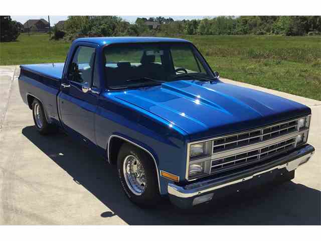 Picture of '81 C10 - N7K4