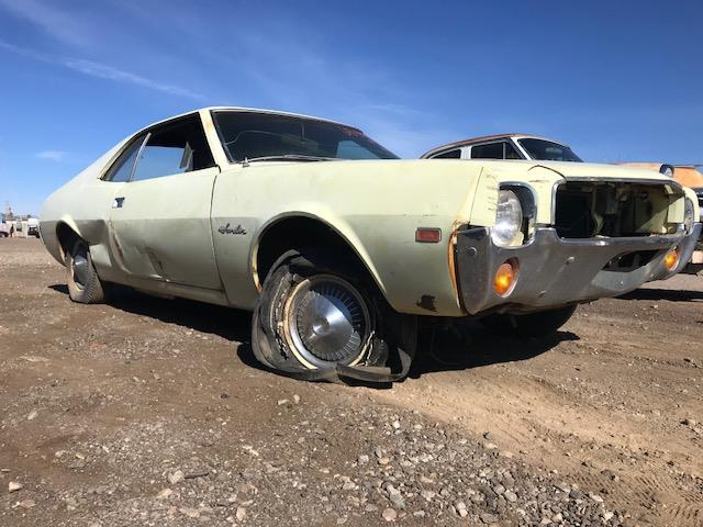 1967 To 1969 AMC Javelin For Sale On ClassicCars